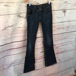 Hudson boot cut jeans